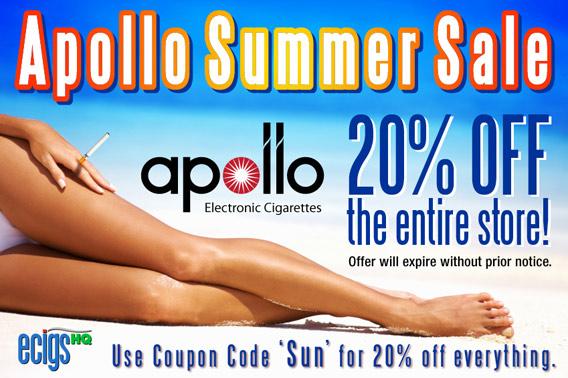 Apollo Summer Sale photo 1.