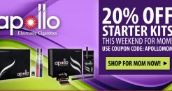 Apollo Mother's Day Coupon Code Sale!