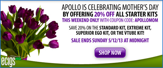Apollo e cigarettes coupon code