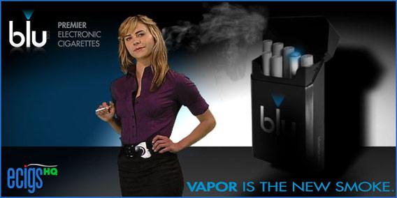 Blu Cigs promotional photo 1.