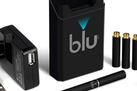 Blu Cigs Starter Kit thumbnail.