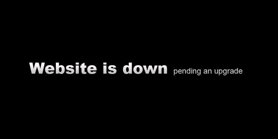 Breathe Fresh E-Cigarettes:  Website is Down Pending an Upgrade — or Out of Business? screenshot