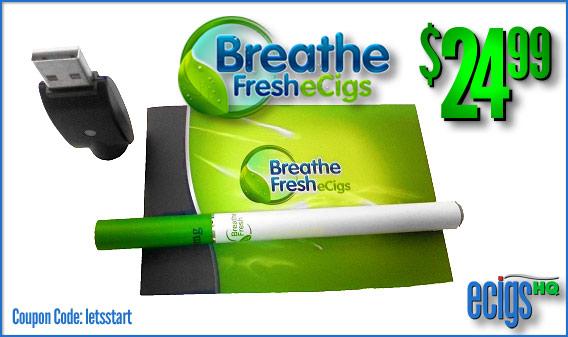 Breathe Fresh Let's Start Kit Sale photo 1.