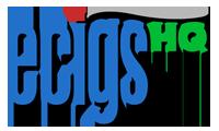 eCigs HQ logo.