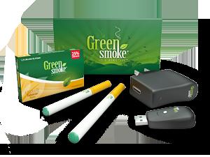Green Smoke Basic Starter Kit photo 1.