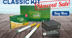 Green Smoke Classic Kit Blowout Sale!