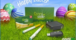 Green Smoke Easter Sale!