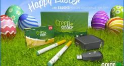 Green Smoke Easter Sale!