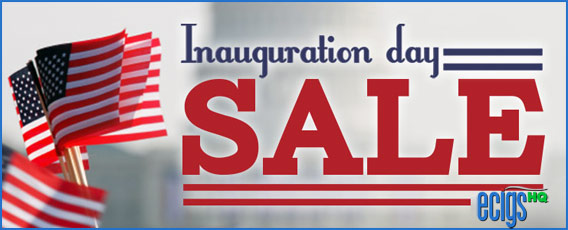 Green Smoke Inauguration Day Sale Coupon Code banner.
