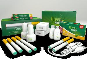 Green Smoke Love Birds Kit photo 1.