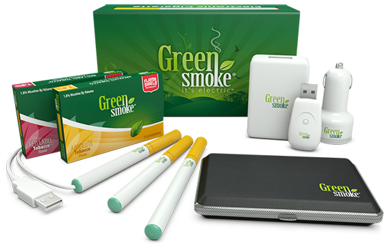 Green Smoke Pro Kit photo 1.