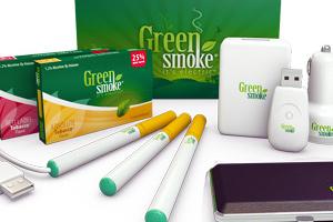 Green Smoke Starter Kit thumbnail.