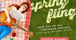 Green Smoke Spring Sale!
