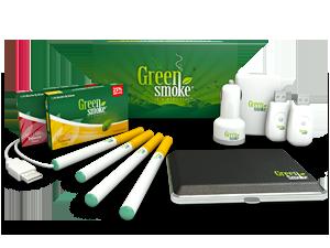 Green Smoke Ultimate Kit photo 1.