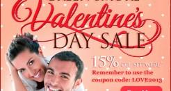 Green Smoke Valentine's Sale!