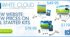 New White Cloud Coupon Code!