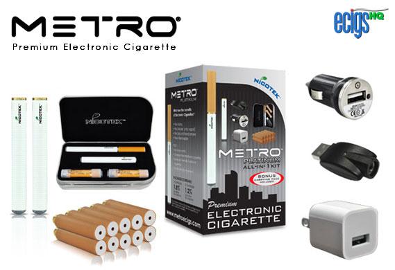 Nicotek Metro Platinum Kit photo 1.