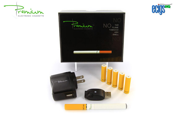 Premium Electronic Cigarette Starter Kit photo 1.