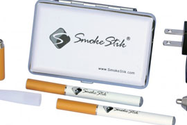Smoke Stik Starter Kit thumbnail.