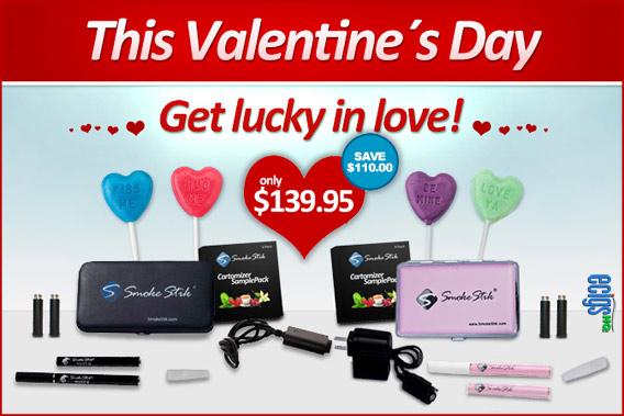 Smoke Stik Valentine's Sale photo 1.