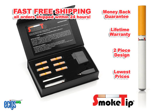 SmokeTip Starter Kit photo 1.