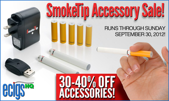 SmokeTip Accessory Sale photo 1.