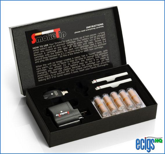 SmokeTip Free E-cig Starter Kit Sale photo 1.