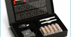 SmokeTip Free E-cig Starter Kit Sale!