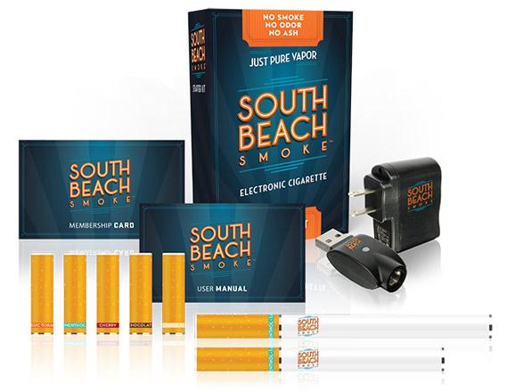 South Beach Smoke Starter Kit photo 1.