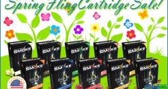 South Beach Smoke Spring Fling Cartridge Sale!