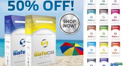 The Safe Cig 50% Off Micro Packs Sale