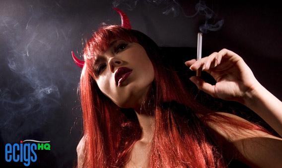 E-cigarettes: No smoke, but fiery debate photo 1.