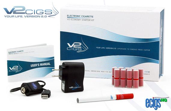 V2 Cigs Economy Kit photo 1.