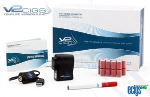 V2 Cigs Economy Starter Kit photo 1.