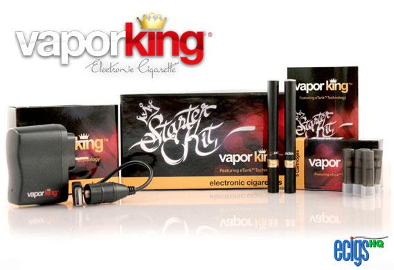 Vapor King eTank Starter Kit photo 1.